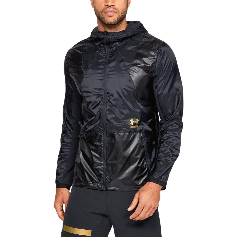 Under Armour UA Perpetual Full Zip XXX-Large Black by Under Armour (Image #1)