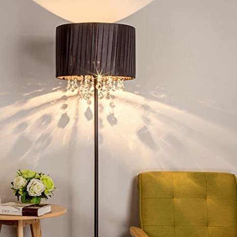Amazon.com: Edge To Floor lamp Modern Simple Floor Lamp ...
