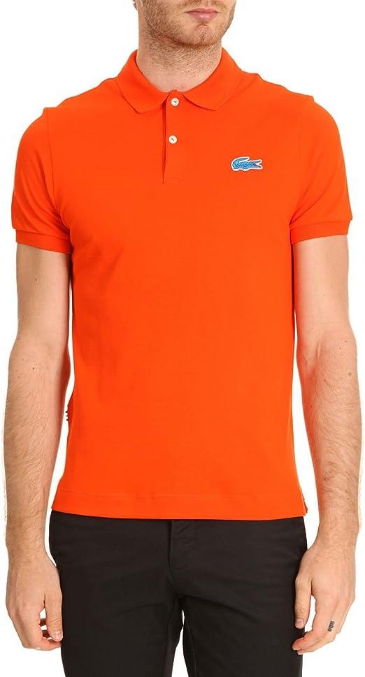 Lacoste Live - Polo - Homme - Polo Orange