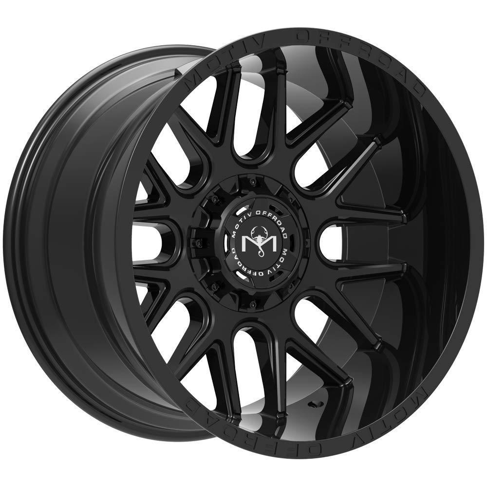 Motiv 423B Magnus Black 20x10 5x5.5 423B-2105225 5x150-25mm