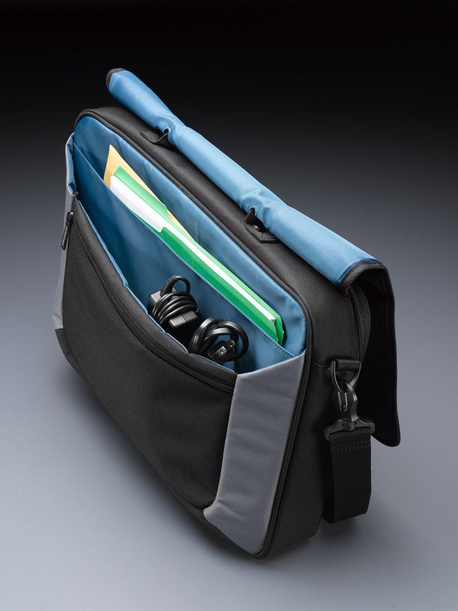 d2ddf8a893 Amazon.com: Case Logic VNM-217 17-Inch Laptop Messenger Bag (Black):  Electronics