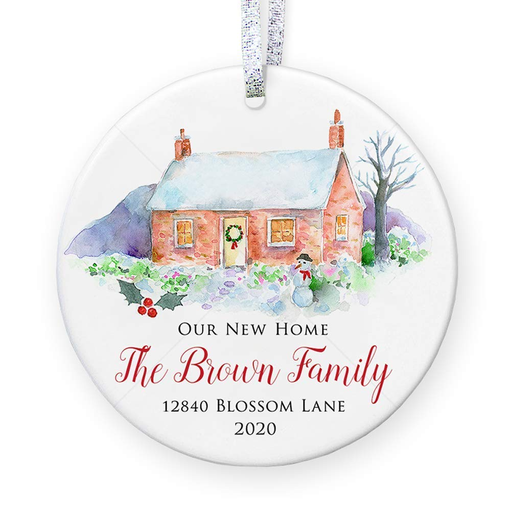 Gifts Fornew Homeowners For Christmas 2020 Amazon.com: New Homeowner Christmas Ornament, 1st Year in our New