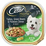 Cesar Home Delights Wet Dog Food – Turkey, Potato & Green Bean – 3.5 oz – 24 ct Review