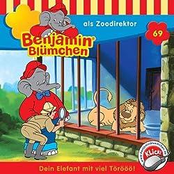 Benjamin als Zoodirektor (Benjamin Blümchen 69)