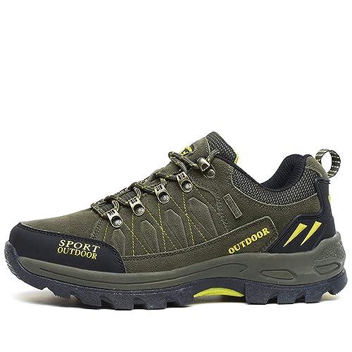 Pareja al Aire Libre Zapatos de Senderismo Verano Ligero Deslizamiento Viajes Senderismo Camping Zapatillas de Deporte: Amazon.es: Zapatos y complementos