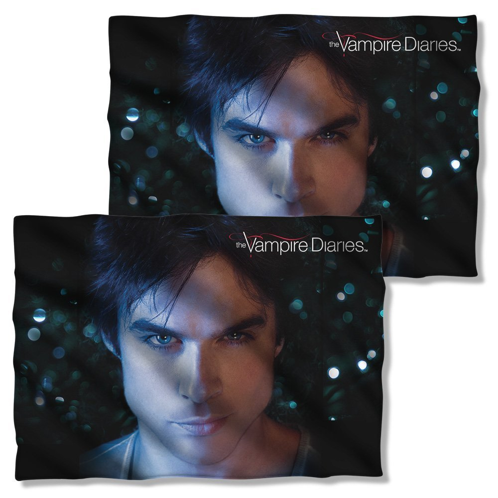 CUSCINO MORBIDOSO FRONTE-RETRO THE VAMPIRE DIARIES IAN SOMERHALDER PILLOW