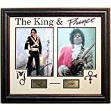 The King and Prince Framed Photos with Laser Signatures