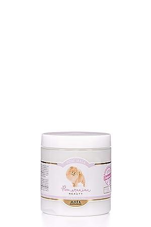 Pomeranian Beauty Acondicionador para Perros Mascarilla Acondicionador Hidratante/Hair Care Mask Moisturizing Lulu Pomerania Boo Pomeranian: Amazon.es: ...