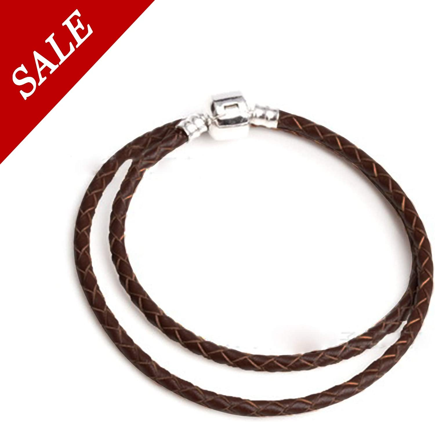 HK Tec Leather Braided Cord...