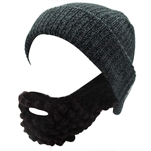 Image Unavailable. Image not available for. Color  Lerben Men Women Beard  Hats ... fadc46bf7