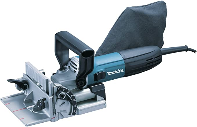 best biscuit joiner: Makita PJ7000 for comfortable and easy operation