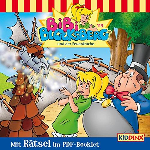 Der Feuerdrache (Bibi Blocksberg 119)