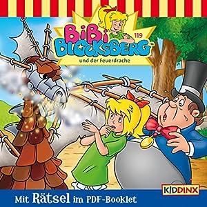 Der Feuerdrache (Bibi Blocksberg 119) Hörspiel