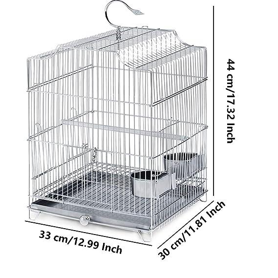 Mejore las perchas de la jaula de pájaros Jaula de vuelo de alto ...