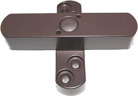 20SB 1-fl/ügelig braun 4 x Bever Stuco Safe Fenstersicherung