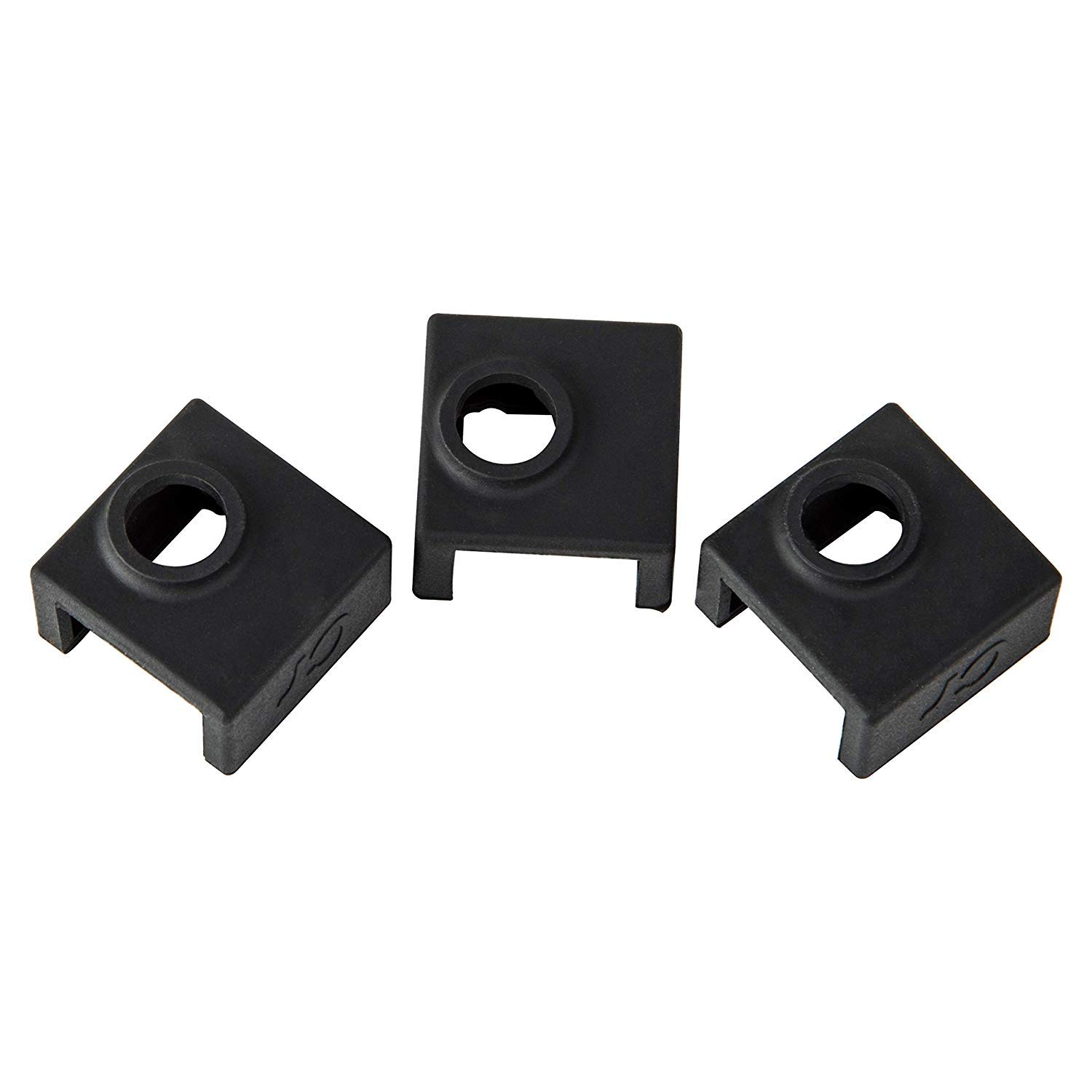 Ender 3 Pro Ender 5 CR-10,10S,3 Extruder Nozzle 0.4mm Print Head for Mk8 Makerbot Creality 3D Printer Heater Block Silicone Cover MK7//MK8//MK9 Hotend for Creality Ender 3