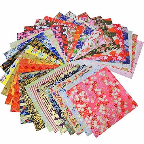 GuCra Tradition Yuzen Washi Paper 5.5
