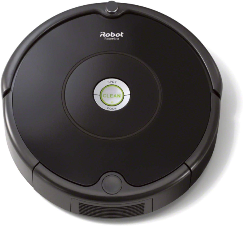 iRobot Roomba 606 Sin Bolsa 0.6L, Negro: Irobot: Amazon.es: Hogar