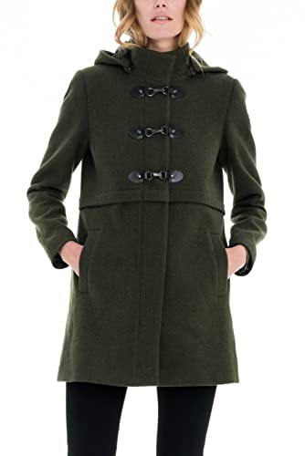 SALSA Abrigo con capucha