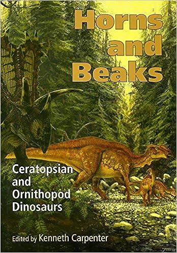 Horns And Beaks Ceratopsian And Ornithopod Dinosaurs Life Of The