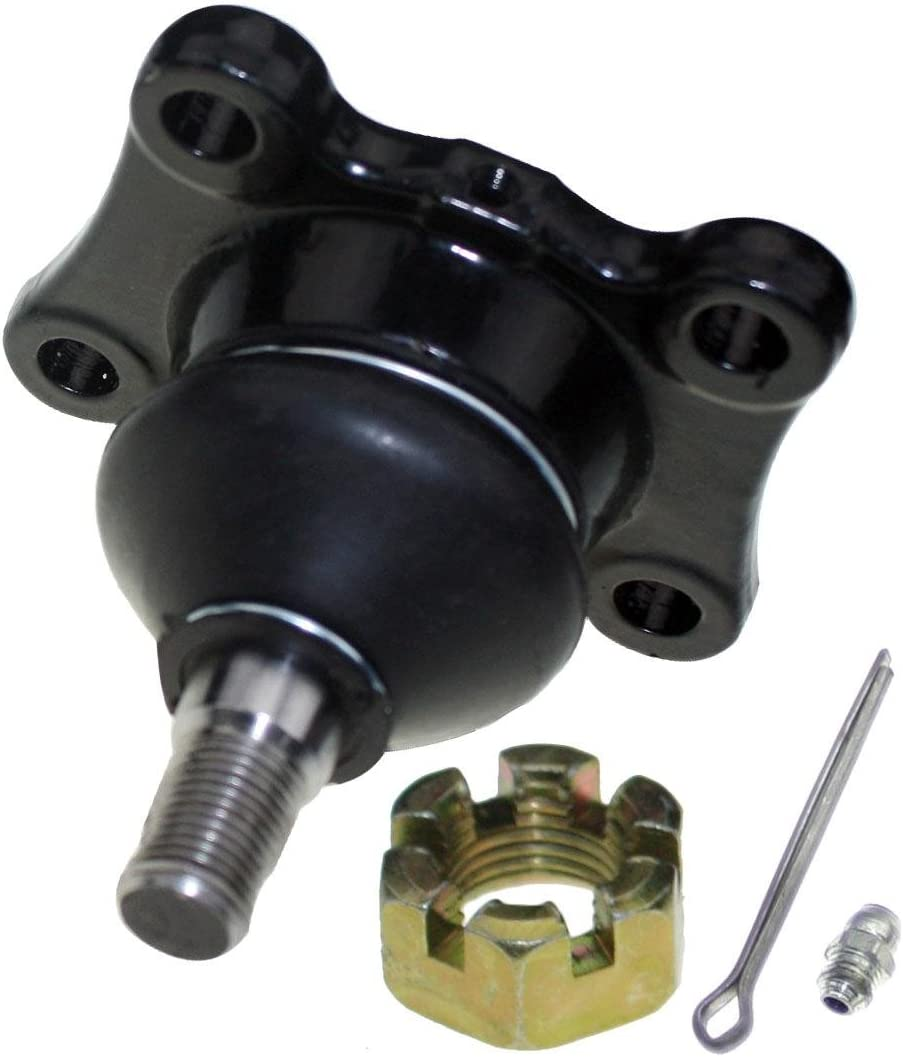 Toyota Pickup 4WD 1989-1995 DLZ 4 Pcs Front Suspension Kit-2 Lower 2 Upper Ball Joint Compatible with Toyota 4Runner 1989 1990 1991 1992 1993 1994 1995 Toyota T100 4WD 1993-1998 K9482 K9519