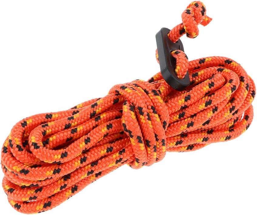 1 Unid Cuerda Correa de Guyline Cord Accesorio de Tienda de Campa/ña Multiusos