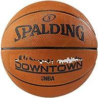 Spalding NBA Downtownbrick Basketball-Ballon Mixte
