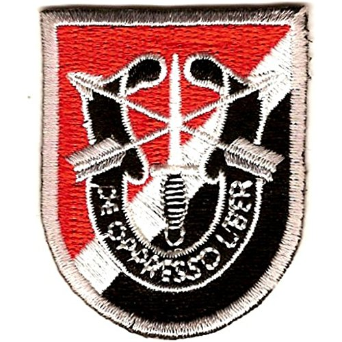 - 6th Special Forces Group Flash Patch With Crest