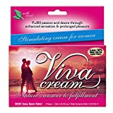 Viva Cream Arousal Gel (3ct / 10ml)