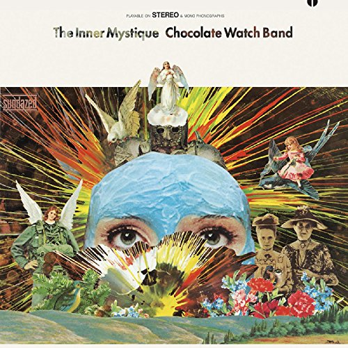 The Inner Mystique (GOLD VINYL) Chocolate Watch Band