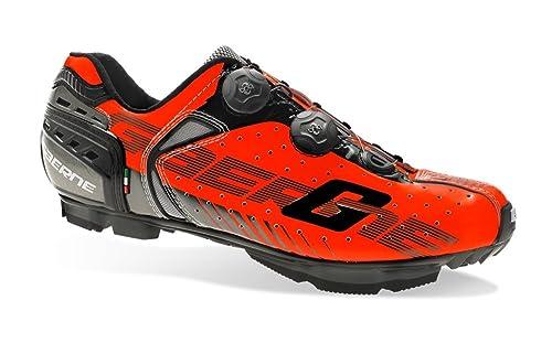 Gaerne-Scarpe da ciclismo, 3476-008 G-kobra_c, colore: arancione