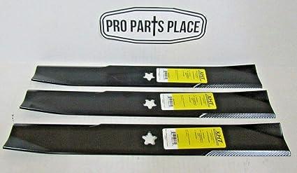 Amazon.com: XHT 3 Cuchillas de fabricación estadounidense ...