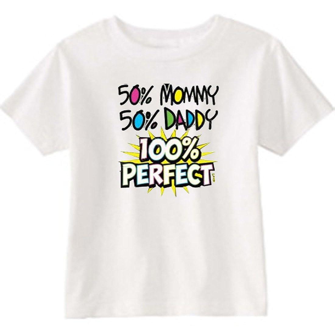 Custom Kids 100/% Perfect Toddler T-Shirt U.S