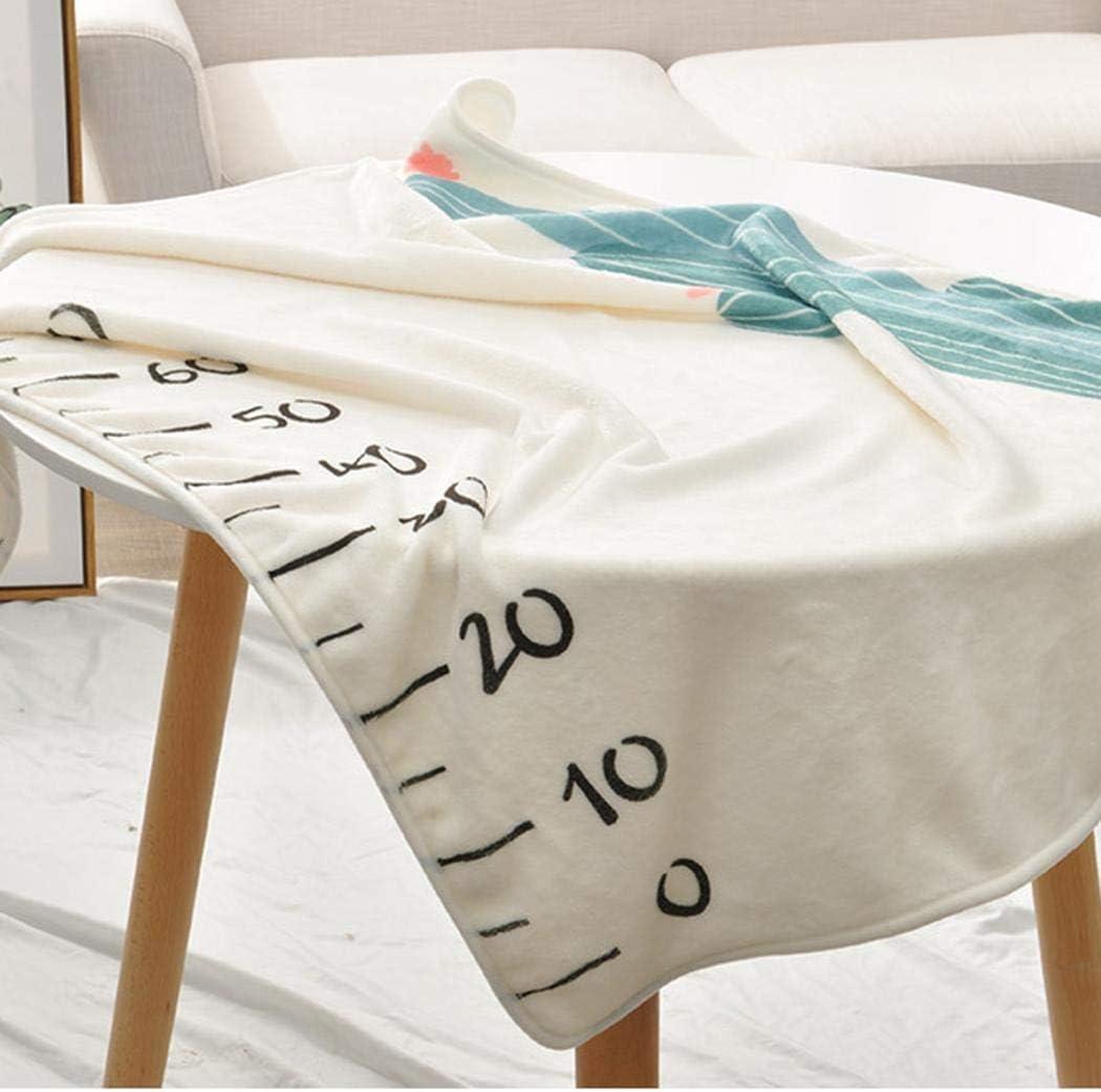 Mixte b/éb/é 70X102cm Acecoree Couverture de b/éb/é Naissance Confort et Doux Couvertures Literie