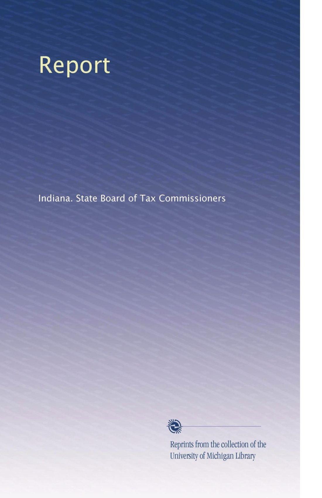 Read Online Report (Volume 4) pdf epub