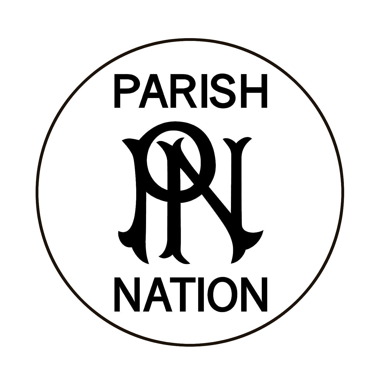 PARISH NATION Mens Slip On Perforated Dress Shoe