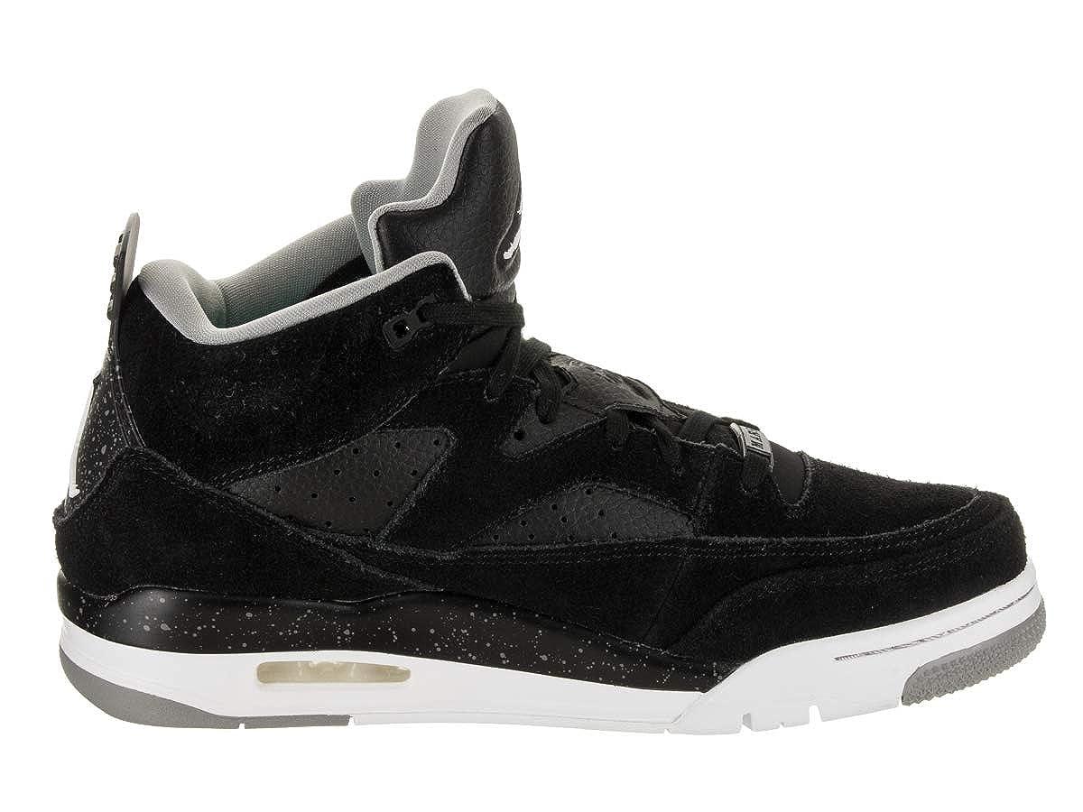 Jordan Nike Men's Son of Low schwarz Weiß Particle Particle Weiß grau Basketball schuhe 9.5 Men US 20a460