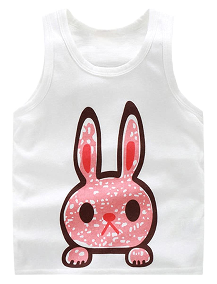Betusline Baby Toddler Cute Tank Top