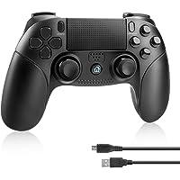 PS4 Controller Powcan PS4 Controller Draadloze Bluetooth-controller voor Playstation 4 Dual Vibration Shock Joystick…