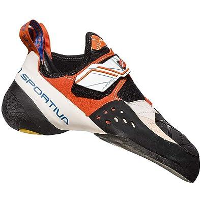 La Sportiva Solution Woman, Zapatos de Escalada para Niñas: Amazon.es: Deportes y aire libre