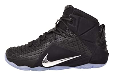577fd762efb7 Nike Lebron XII EXT RC QS Mens hi top Trainers 744286 Sneakers Shoes (UK 12