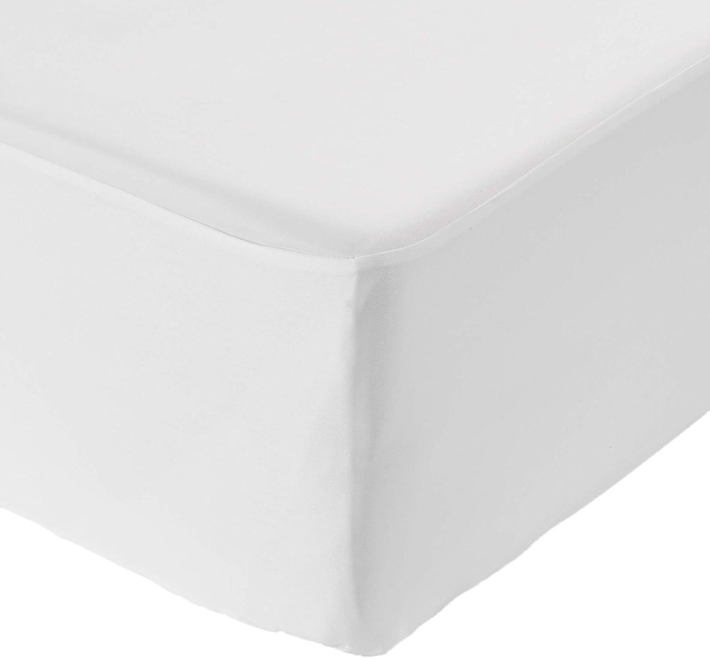 90 x 190 x 30.5 cm Basics Prot/ège-matelas hypoallerg/énique