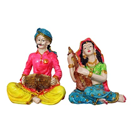 buy art n hub traditional rajasthani cultural love couple marble