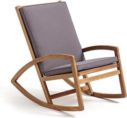 La Redoute Interieurs Chaise A Bascule De Jardin Ozenald Amazon