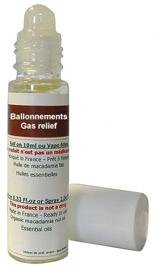 huiles essentielles flatulences