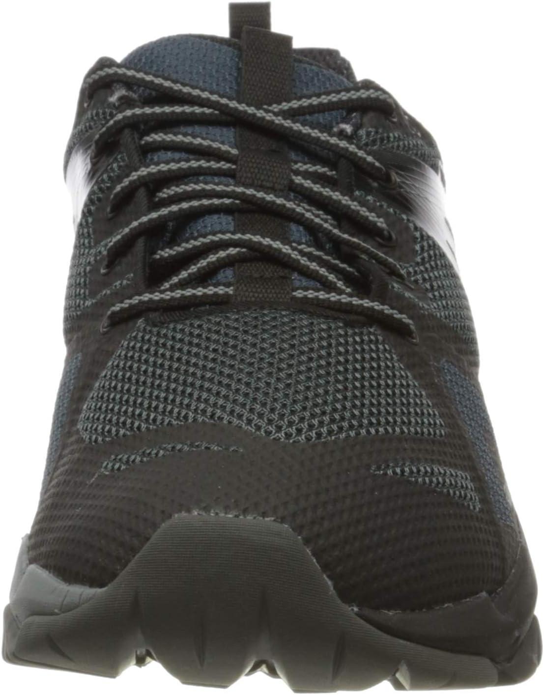 Merrell Mqm Flex GTX dames vrijetijds- en wandelschoenen voor heren Grijs Zwart Multi kleuren
