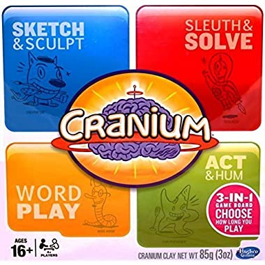 Cranium 3-in-1 Game Board (2014)