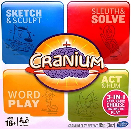 Cranium 3-in-1 Game Board (2014) (Board 1)