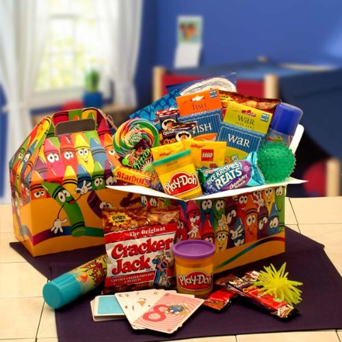 Just for Boys and Girls Gift (Gift Basket Just Basket)