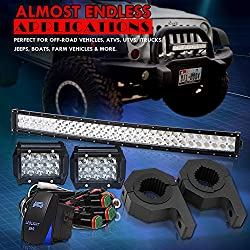 "Led Light Bar TURBOSII 32"" Curved light bar O"